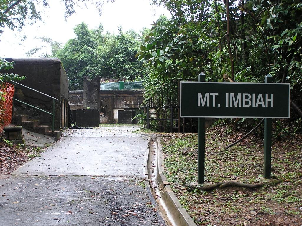 Mount Imbiah