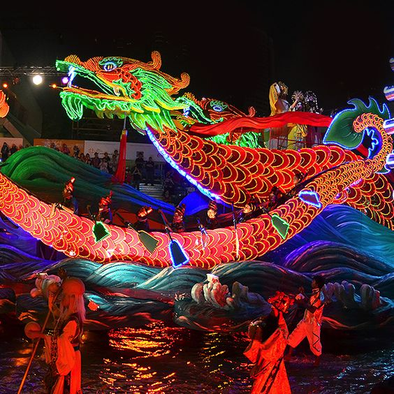 Chingay Festival Singapore