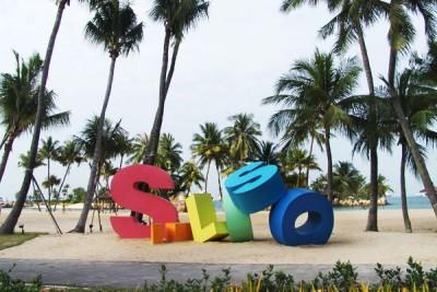 Siloso Beach blog