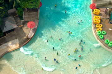 Waterpark in Singapore