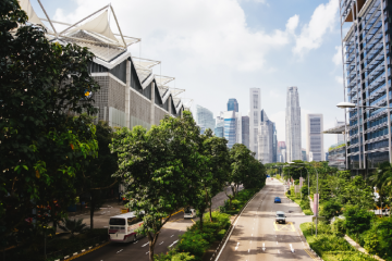 Singapore - Sustainable City