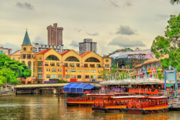 short getaways from Singapore