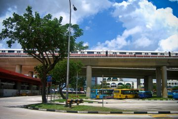 Jurong East Bus Terminal